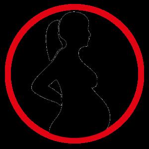 Femme enceinte déconseillé