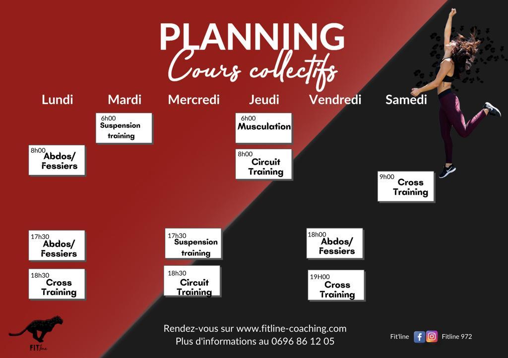 Planning Mars 2021
